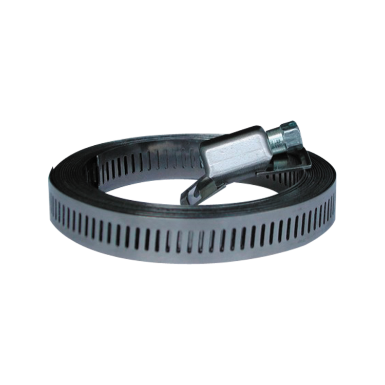 Endless stainless steel jubilee band