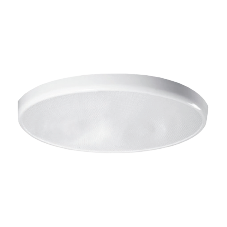 Ceiling diffuser for a ceiling without suspended ceiling