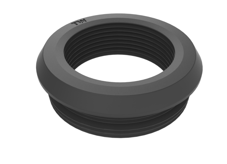 Two-stage sanitation seal
